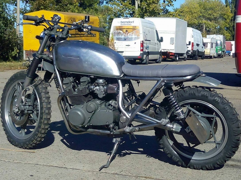Suzuki Gs Motorcycle