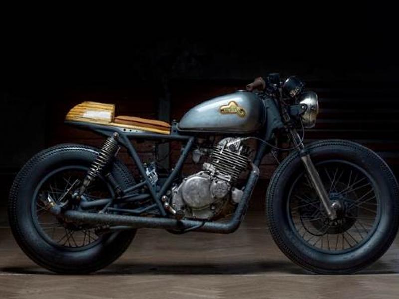 Cafe Racer Motorbike Seats