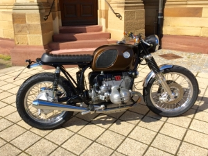 BMW R100S Classic Racer
