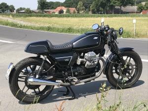 Moto Guzzi V65 Il Arrabbiato…