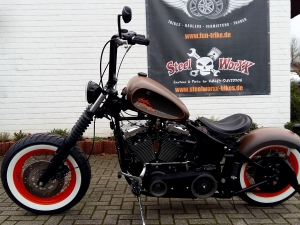 Gregors Softail