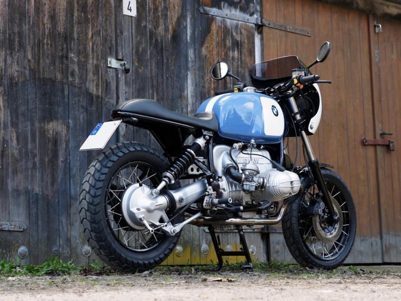 Oleck Custom Motorbike Archive | R100R Mystic Custom