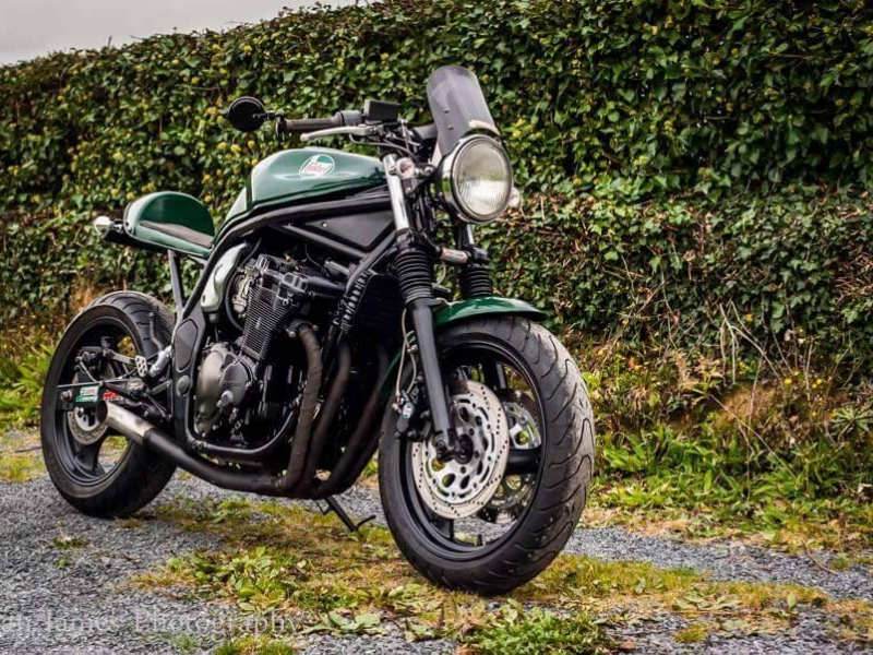 Build A Motorcycle >> Oleck Custom Motorbike Archive | Bandit Cafe Racer Project