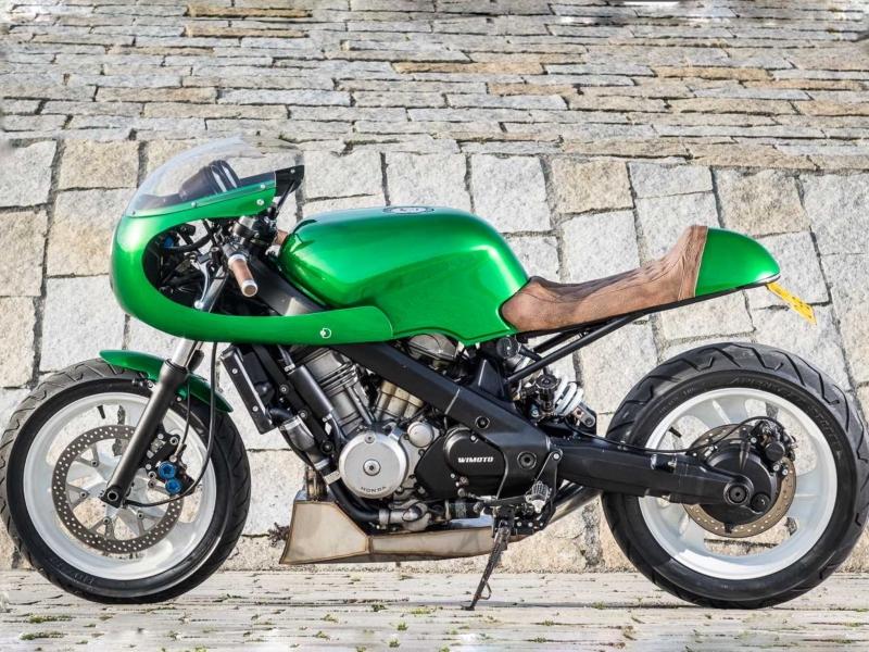 Oleck Custom Motorbike Archive The Green Goblin