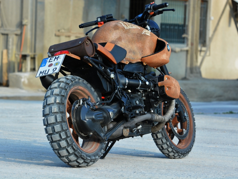 Oleck Custom Motorbike Archive Bmw R1150r