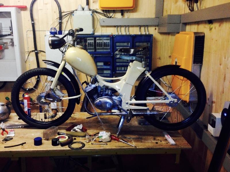 oleck custom motorbike archive simson sr2 bobber. Black Bedroom Furniture Sets. Home Design Ideas