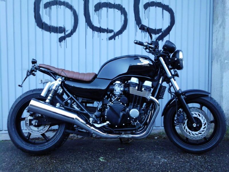 oleck custom motorbike archive honda seven fifty brat style. Black Bedroom Furniture Sets. Home Design Ideas