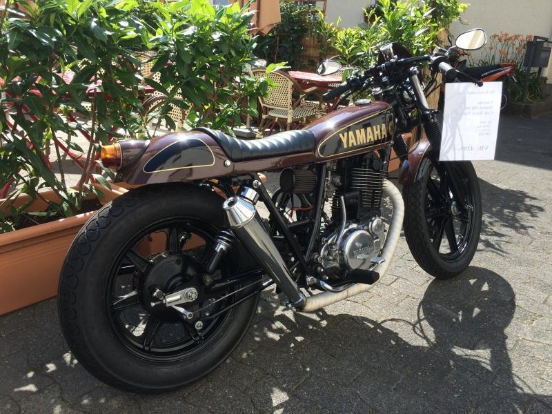 oleck custom motorbike archive sr 500 espresso. Black Bedroom Furniture Sets. Home Design Ideas
