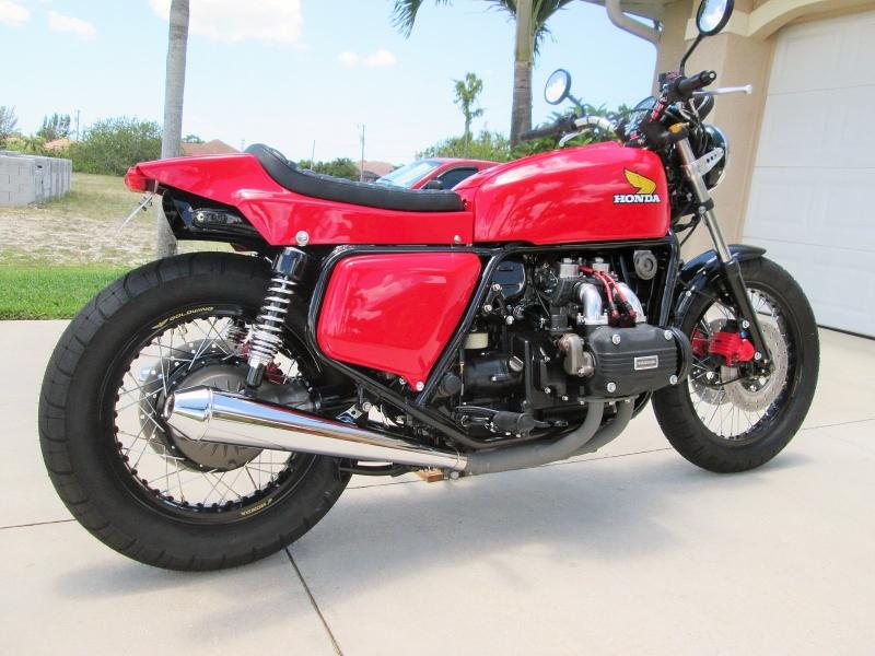 oleck custom motorbike archive gl  cafe racer