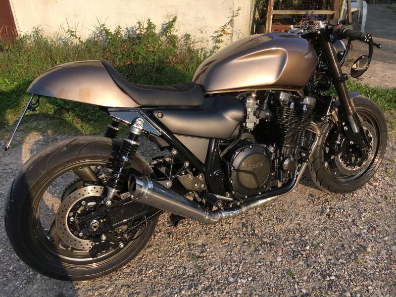 oleck custom motorbike archive xjr 1200 cafe racer. Black Bedroom Furniture Sets. Home Design Ideas