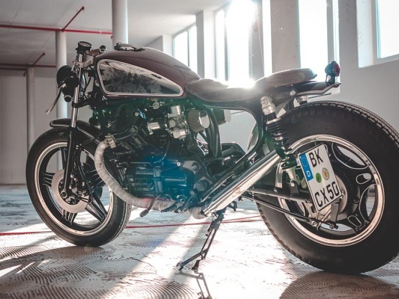 oleck custom motorbike archive honda cx 500 bobber. Black Bedroom Furniture Sets. Home Design Ideas