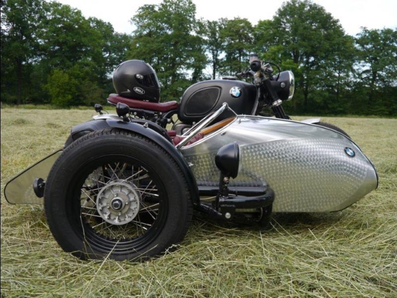 Oleck Custom Motorbike Archive Bmw Gespann