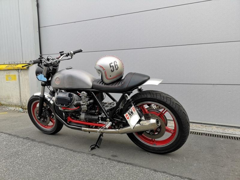 Moto Guzzi Le Mans 1000 - Cafe Racer in Schleswig-Holstein