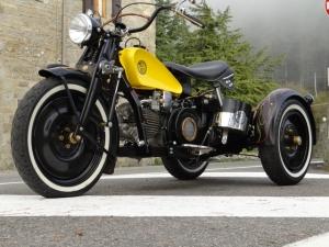 Moto Guzzi 3-ruote
