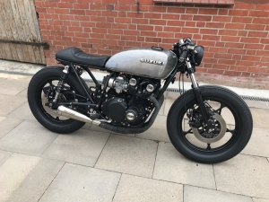 GS 550 Cafe Racer