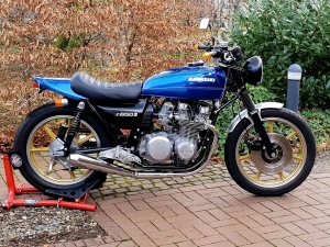 KZ 650 S