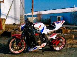 Honda Streetfighter…