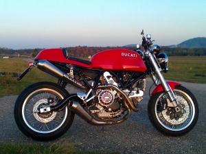 Ducati Mono Sport