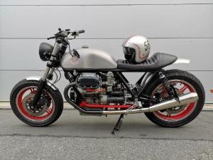 Moto Guzzi LM 1000 Cafe…